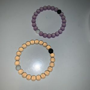 Bundle of two Lokai bracelets